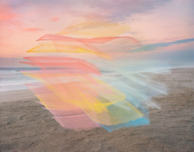 Thomas Jackson (b.1971), ' Tulle no. 23, Point Reyes National Seashore, California', 2020