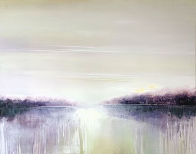 Barbara Hubert, 'Lake', 2018