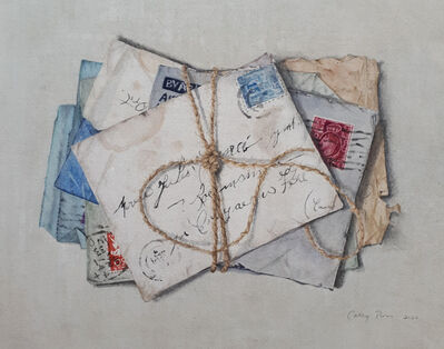 Cathy Ross, 'Love Letters', 2020