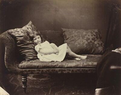 Lewis Carroll, 'Xie Kitchin', 1869