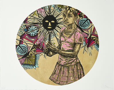 Swoon, 'Edline', 2007