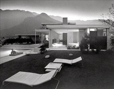 Julius Shulman, 'HOUSE EDGAR KAUFMANN, COLORADO DESERT, PALM SPRINGS, CA', 1947