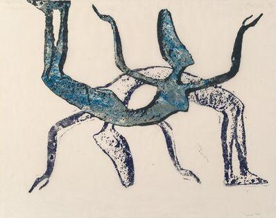 Nancy Spero, 'Untitled', 1988