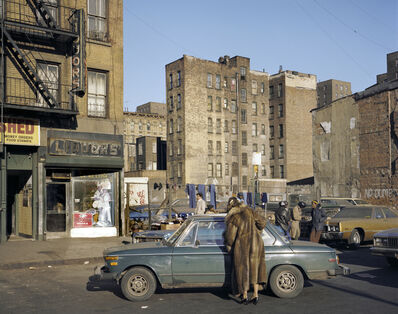 Brian Rose, 'Houston Street, 1980', 1980