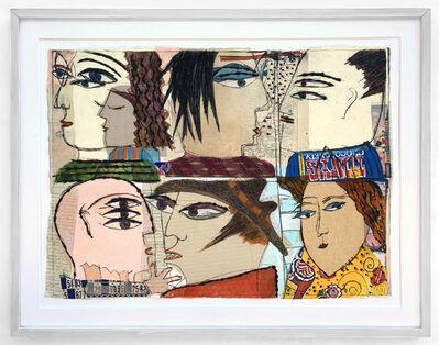 Kristiane Semar, 'Punky Deeple (6 Heads)', 2020