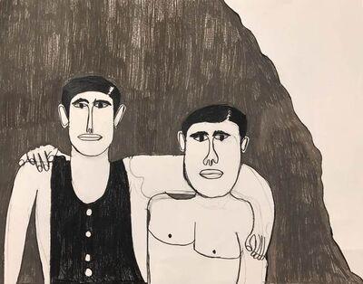 Byron Smith, 'Male Models', 2017