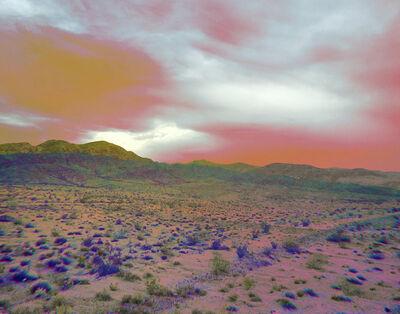 Olivia D'Orazi, 'Mojave Sunset', 2020