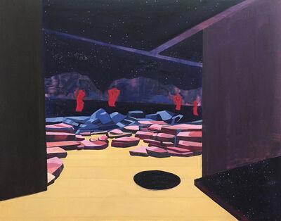 Pamela Phatsimo Sunstrum, 'Bathe', 2018