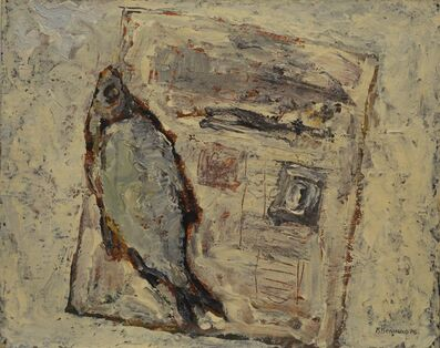 Vadim Semenovich Velichko, 'Fish', 1976