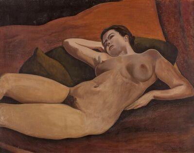 George Copeland Ault, 'Nude Figure', 1930