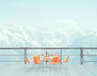 Nick Meek, 'Jungfrau, Switzerland', 2002