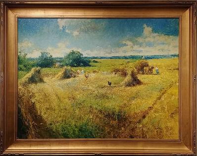 Vladimir Nasonov, 'Harvest Time', 2018