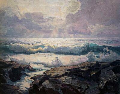 Frederick Judd Waugh, 'Full Sunlight', ca. 1920