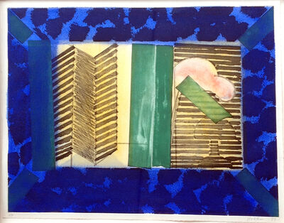 Howard Hodgkin, 'Nick', 1977