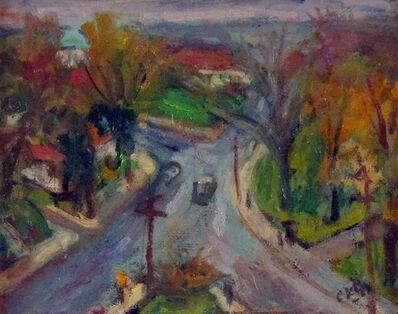Robert Philipp, 'Peach Tree Street', 1967