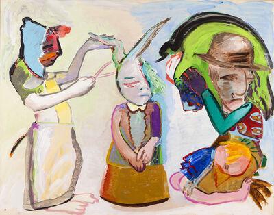 Paula Rego, 'Pioneiros', 1982