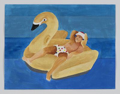 Derrick Adams, 'Petite Floater 29', 2020