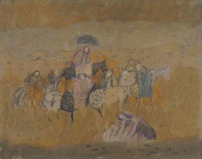 Zoran Antonio Mušič, 'Motivo dalmata', 1948