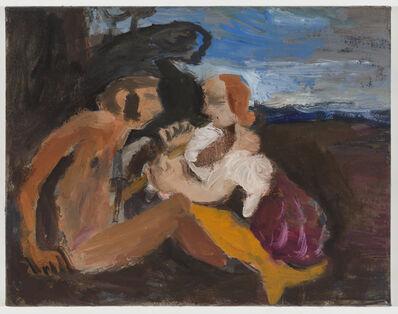 Janice Nowinski, 'Couple,after Titian', 2019