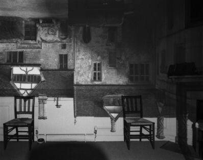 Abelardo Morell, 'Camera Obscura: Courtyard Building, Lacock Abbey, England', 2003