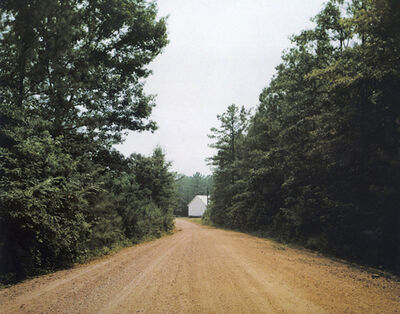 William Christenberry, 'China Grove Church, Hale County, Alabama', 1979