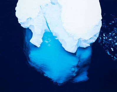Zaria Forman, 'Wilhelmina Bay No.2 Antarctica Limited Edition Print', 2020