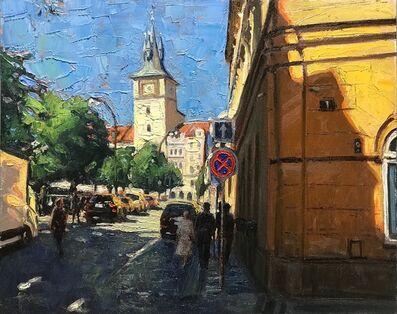 Brett Weaver, 'Prague Shadows', 2020