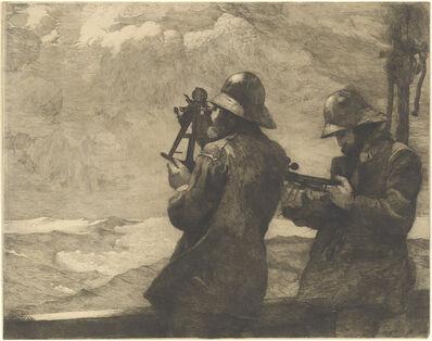 Winslow Homer, 'Eight Bells', 1887