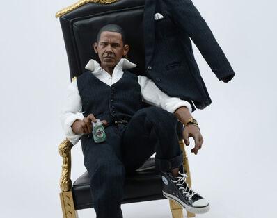 Santlov, 'Obama Swag', 2013