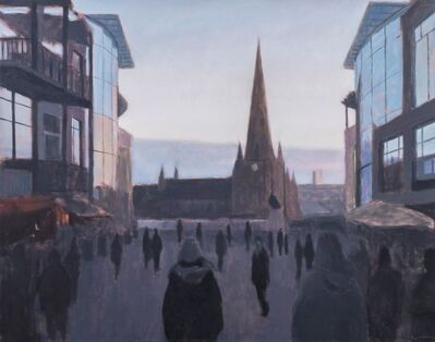 Reuben Colley, 'Evening Reflections St Martin's', 2015