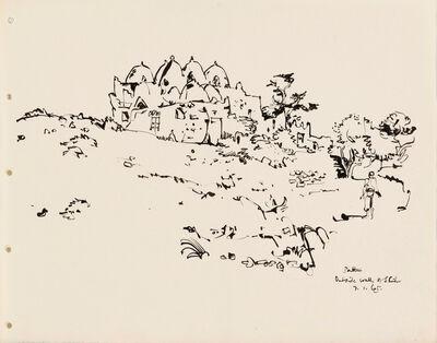 Walter Battiss, 'Hadhramaut, Portfolio of 41 Ink Drawings'