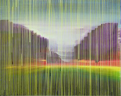 Driss Ouadahi, 'En Filigrane', 2020