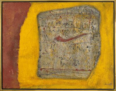 Enrico Donati, 'Fossil Series: 3001 BC', 1962