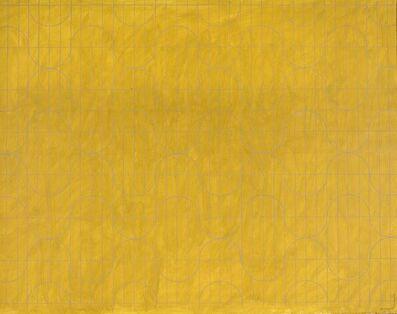 Perle Fine, 'A Featureless Façade (Drawing #12)', c. 1973