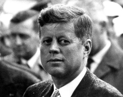 Harry Benson, 'President John F. Kennedy Portrait, Paris', 1961