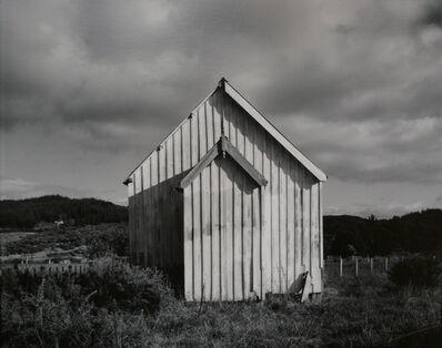 Laurence Aberhart, 'Church Maraeroa, Hokianga Harbour, 2 May 1982', 1982