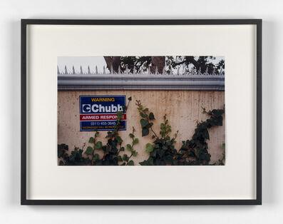 Kendell Geers, 'Suburbia 8', 1999