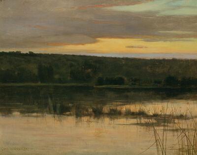 Charles Warren Eaton, 'Quiet Shore', ca. 1885