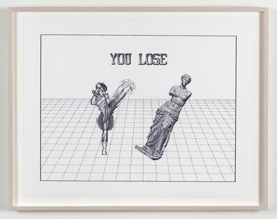 Arno Beck, 'Chun Li vs Venus', 2019
