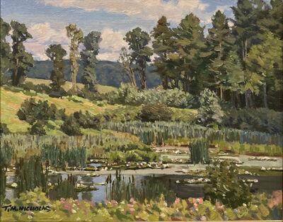 TM Nicholas, 'Summer Pond View ', 2021