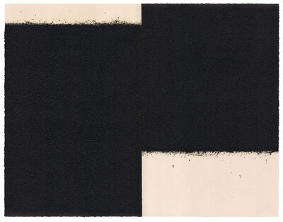 Richard Serra, 'Backstop II', 2021