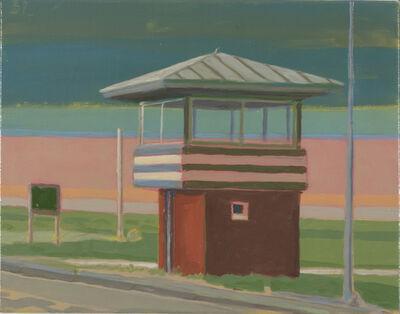 Greg Drasler, 'Bus Stop/ Check Point 7', 2020