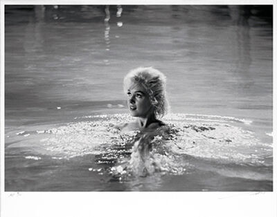 Lawrence Schiller, 'Marilyn Monroe (small): Roll 2 Frame 2', 1962