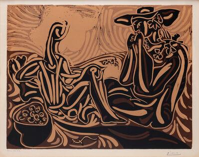 Pablo Picasso, 'Les Vendangeurs. (The Grape Harvesters.)', 1959