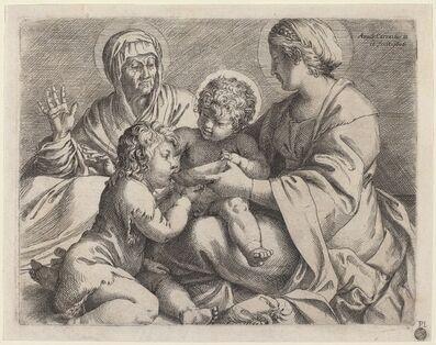 Annibale Carracci, 'The Madonna della Scodella', 1606