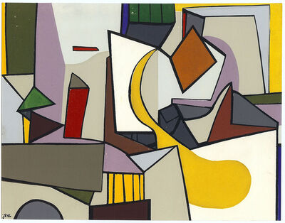 Judith Rothschild, 'Composition (46.10)', 1946