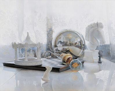 YU SHENG-RUEI 余昇叡, 'Collection Illuminating No. 0 Back to the Begining   發光研究 No. 0 回到最初的原點', 2017
