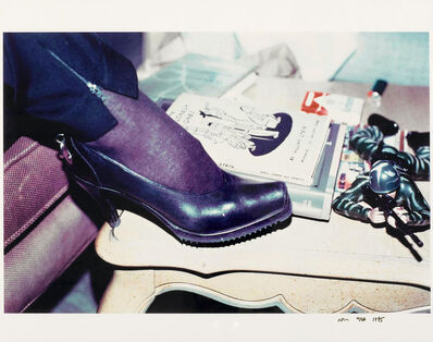 Richard Prince, 'Shaun Calley's Shoe', 1995