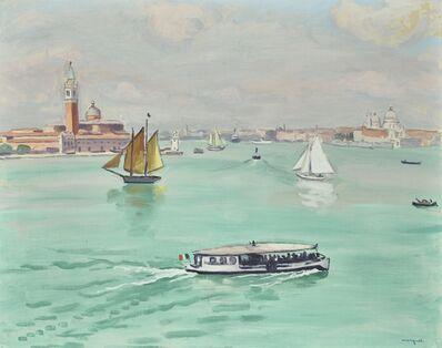 Albert Marquet, 'Le Vaporetto', 1936