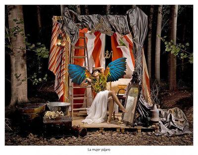 Fernando Bayona, 'La mujer pájaro', 2010